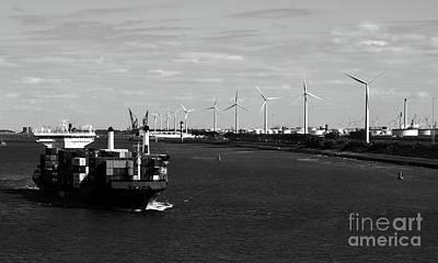 Photograph - Hook Of Holland 2 by Lexa Harpell