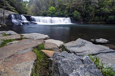 Photograph - Hooker Falls - D009861 by Daniel Dempster