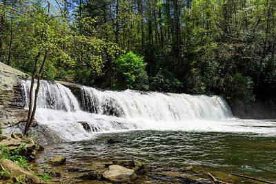 Photograph - Hooker Falls North Carolina by Tammy Ray