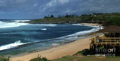 Hookipa Beach Maui North Shore Hawaii Panorama Original