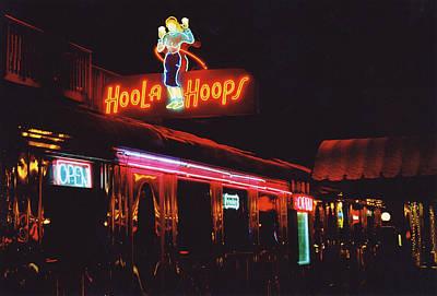 Photograph - Hoola Hoops by Steve Karol
