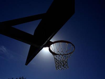 Slam Dunk Photograph - Hoop Dreams by Edan Chapman