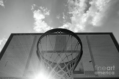 Photograph - Hoop Dreams by John S