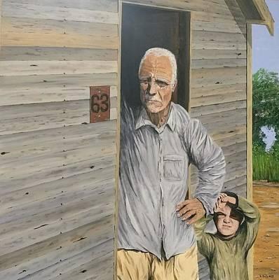 Hooper Ranch #63 Art Print