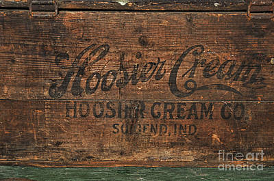 Photograph - Hoosier Cream Soda by David Arment
