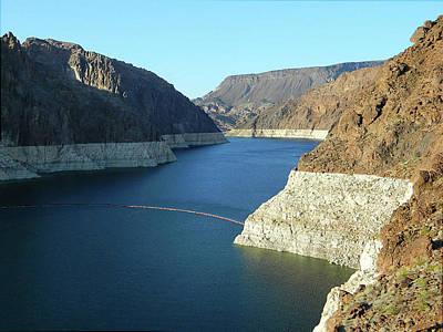 Hoover Dam In May Art Print
