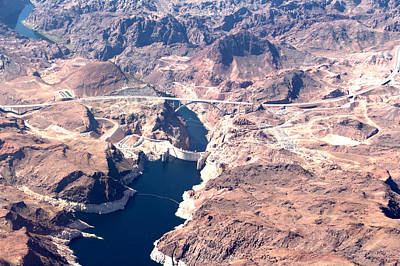Photograph - Hoover Dam by Kathy M Krause
