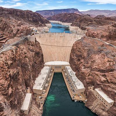 Arizona Photograph - Hoover Dam Photograph by Duane Miller