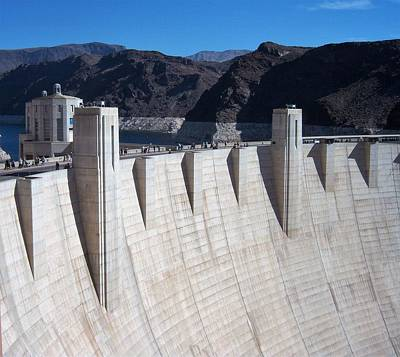 Photograph - Hoover Damn by Charles HALL