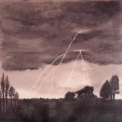 Hope After The Storm Print by Dawn Hay