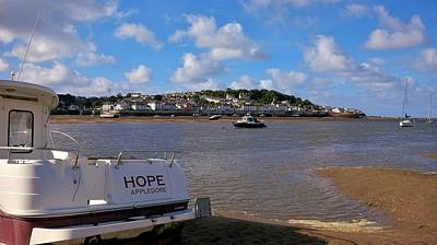 Photograph - Hope Appledore Devon by Richard Brookes