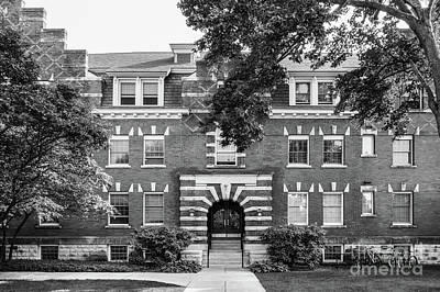 Photograph - Hope College Voorhees Hall by University Icons