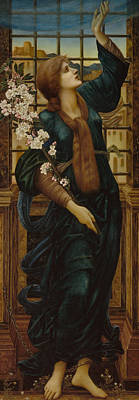Painting - Hope by Edward Burne-Jones