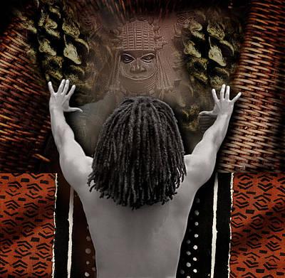 African-american Digital Art - Hope by Fern Logan