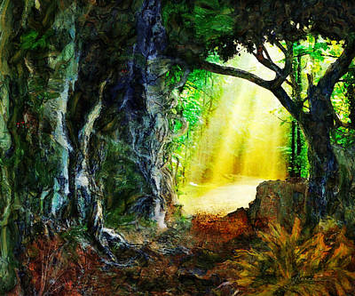Digital Art - Hope by Francesa Miller