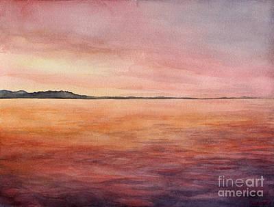Hope Island Art Print