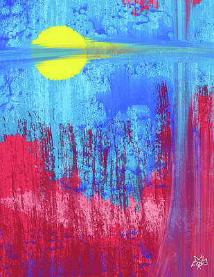 Disability Digital Art - Hope by JB McKracken
