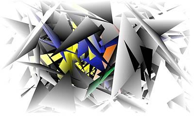 Digital Art - Hope by Ludwig Keck