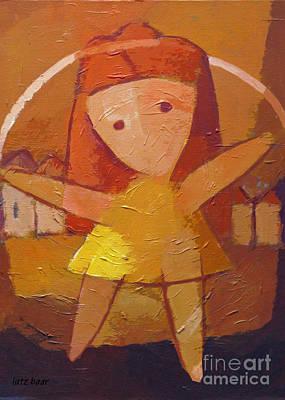 Painting - Hope by Lutz Baar