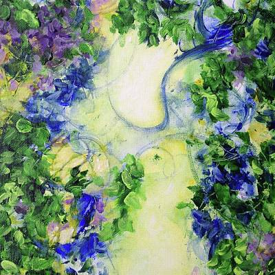 Painting - Hope Sings by T Fry-Green