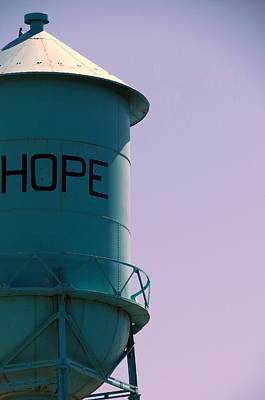 Photograph - Hope Tower by Kyle West