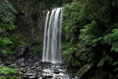 Photograph - Hopetoun Falls by Marion Cullen