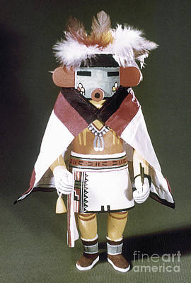 Hopi Kachina Doll Art Print by Granger