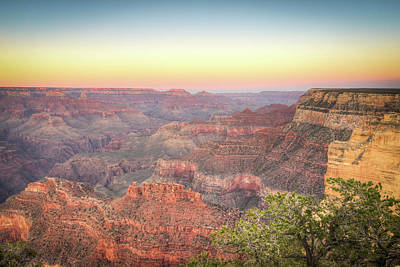 Photograph - Hopi Point by Ray Devlin