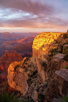 Photograph - Hopi Point Sunset 2 by Arthur Dodd