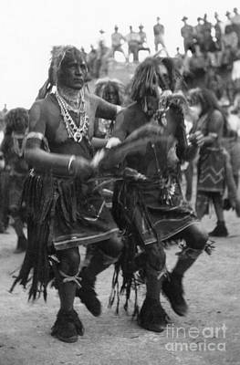 Photograph - Hopi Snake Dance 1911 by Granger