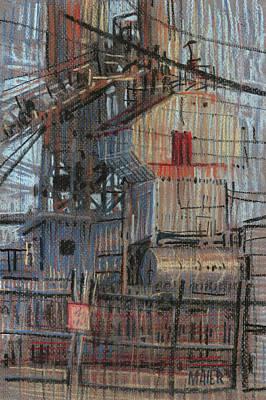 Hopper Original by Donald Maier