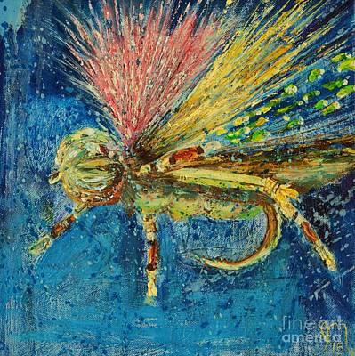 Hopper Fly Art Print