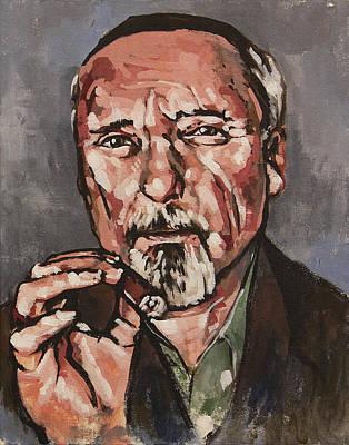 Hopper Art Print by Rob Tokarz
