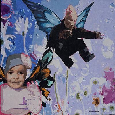 Hoppin' Good Time Original by Lori Antoinette