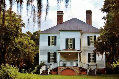 Photograph - Hopsewee Plantation by Cynthia Guinn