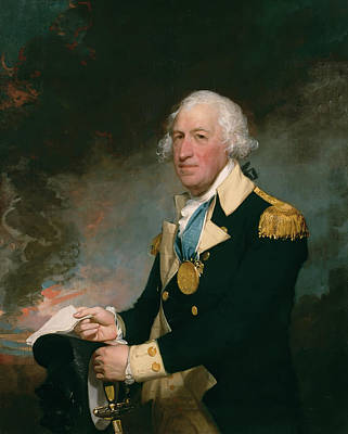 Painting - Horatio Gates by Mountain Dreams
