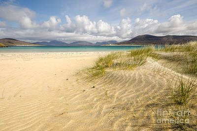 Isle Of Harris Wall Art - Photograph - Horgabost Beach by Smart Aviation
