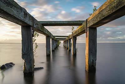 Photograph - Horizon - 2 by George Pennock