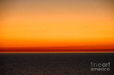 Grateful Dead - Horizon at Sunset by Mike Nellums