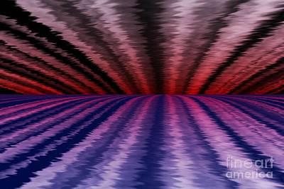 Keith Richards - Horizon by David Lane