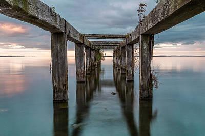 Photograph - Horizon by George Pennock