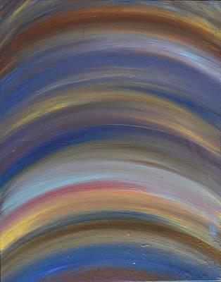 Painting - Horizon by Kruti Shah