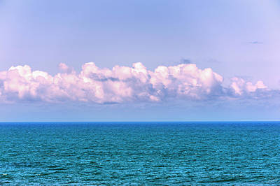 Photograph - Horizon Minimalist by Dee Browning