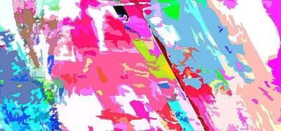 Digital Art - Horizon Time Three by Payet Emmanuel