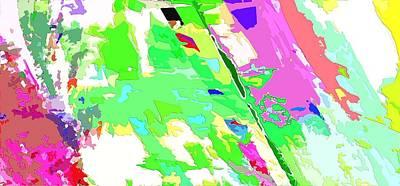 Digital Art - Horizon Time Two by Payet Emmanuel