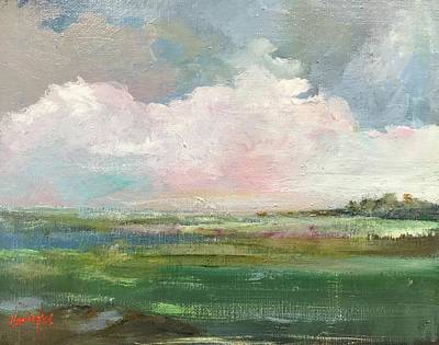 Painting - Horizona by Kathleen Harrington