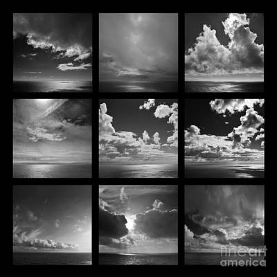 Photograph - Horizons - Same Differences by Paul Davenport