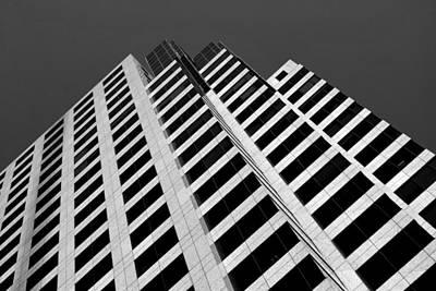 Photograph - Horizontal Steps Architectural View by Matt Harang
