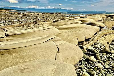 Photograph - Hornby Island by Brian Sereda