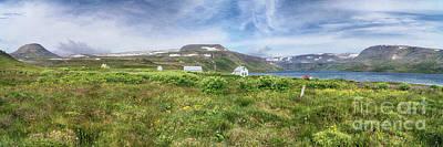 Photograph - Hornstrandir Iceland 2 by Rudi Prott